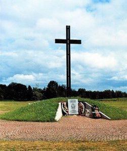 Kriegsgräberstätte Solugobowka Russland