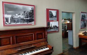 """Stadtmuseum Tilsit Ausstellung """"Ostpreußen. Frühling 1945"""" Juni 2021"""